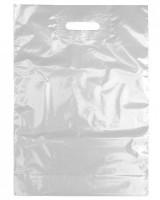 Taška bílá PE 380 x 460 mm