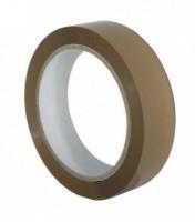 Lepicí páska 19 mm x 66 m hnědá
