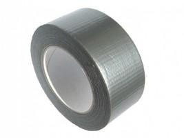 Lepicí páska 50 mm x 10 m - sříbrná
