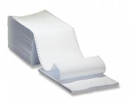 Tabelační papír 24 x 12 1+0 2000 listů