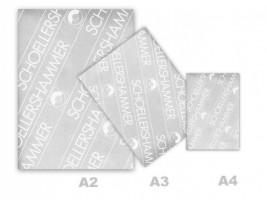 Pauzovací papír Schoellershammer A4  - 150 g