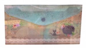 Plastový obal DL s drukem - Anekke - 1641-0271
