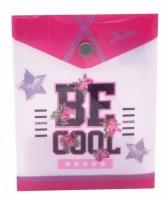 Plastový obal A6 vertikální s drukem - Be Cool -1644-0273