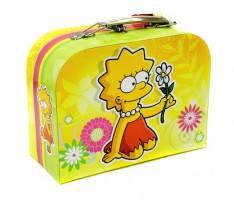 Kufřík Simpsons - 20 cm - 1731-0188