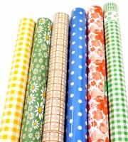 Úklidový papír voskovaný 10 m - role