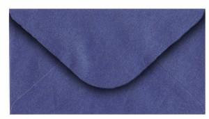 Obálka DL s ražbou - tmavě modrá 0631