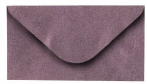 Obálka DL s ražbou - fialová 0636
