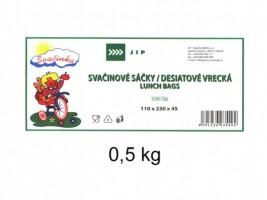 Svačinové sáčky 0,5 kg