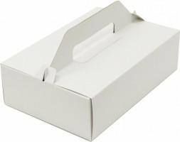 Krabice zákusková  - nosič 270 x 180 x 80 mm