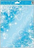 Okenní fólie - ledové rohy - 432