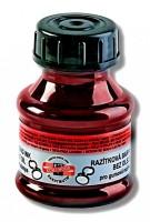 Razítková barva červená 50 g 142502