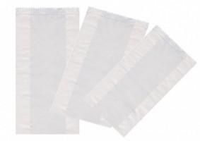 Svačinové papírové sáčky 1,5 kg (13+7 x 28 cm) [100 ks]