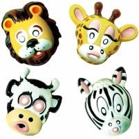 Maska - ZOO - dětská velikost - W - 2665
