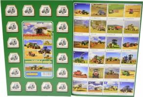 Pexeso - Zemědělské stroje
