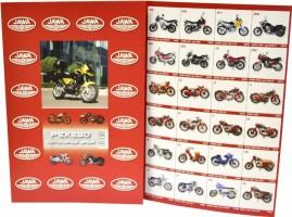 Pexeso - Motocykly Jawa