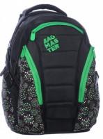 Studentský batoh Bagmaster - Bag 0215 D  Black/ Green