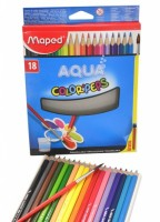 Pastelky Maped Aqua Color Peps 18 ks  0086/9836012
