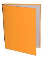 Pořadač A5 4 kroužky 40/30 mm - oranžová