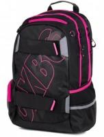 Studentský batoh - Karton P+P - Oxy Sport Pastel - Black Line Pink 7-98719