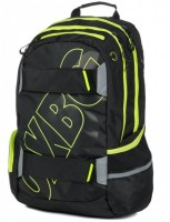 Studentský batoh - Karton P+P - Oxy Sport Pastel - Black Line Green 7-98819