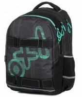 Studentský batoh Karton P+P OXY One Metrix 7-99319