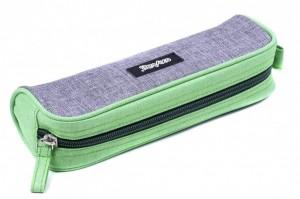 Etue Oxybag - velká - šedo-zelená - Karton P+P - 7-838