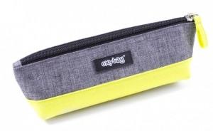 Etue Oxybag - lodička - šedo-zelená - svítivá - Karton P+P - 7-840
