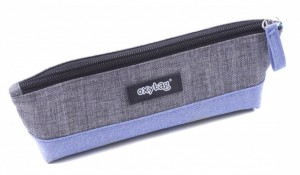 Etue Oxybag - lodička - šedo-fialová - Karton P+P - 7-841