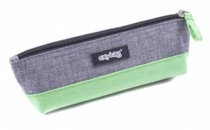 Etue Oxybag - lodička - šedo-zelená - Karton P+P - 7-842