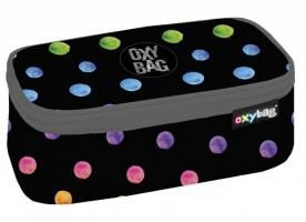 Pouzdro - Etue - Karton P+P - Komfort - Jumbo Oxy Dots Colors - 7-87819