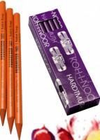 Tužka pastelová v laku KOH-I-NOOR 8750002007KS - oranž červenavá