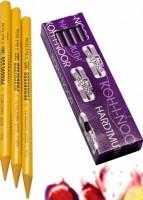 Tužka pastelová v laku KOH-I-NOOR 8750013007KS - žluť tmavá