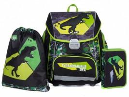 Školní 3 dílný set - Karton P+P - Premium   T-Rex  0-13719