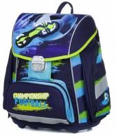 Školní batoh - Karton P+P - Premium - Fotbal - 3-11619 + Pero Frixion ZDARMA