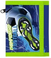 Dětská textilní peněženka - Karton P+P - Fotbal - 7-95319