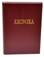 Kronika A4 200 listů - Bordo - Hospa