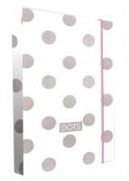 Box na sešity A4 - Karton P+P - Romantic Nature Dots - 5-69319