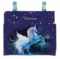 Kapsář na lavici - Karton P+P - Unicorn 1 - 3-55418