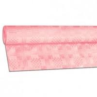 Papírový ubrus rolovaný 8 x 1,20 m růžový
