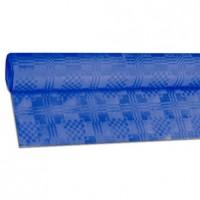 Papírový ubrus rolovaný 8 x 1,20 m tmavě modrý