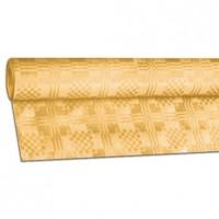Papírový ubrus rolovaný 8 x 1,20 m broskvový
