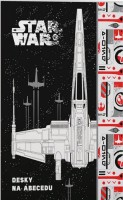 Desky na abecedu - Karton P+P - Star Wars - 1-16819