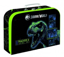 Kufřík lamino 34 cm - Karton P+P - Jurassic World - 5-63919
