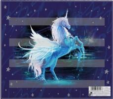 Podložka na sestavování slov - Unicorn 1 - Karton P+P - 3-91218