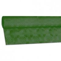 Papírový ubrus rolovaný 8 x 1,20 m tmavě zelený