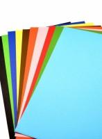 Barevný papír FP A3/125 g/m2 /5 x 10 barev - Notes