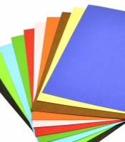 Barevný karton FP A4/125 g/m2/5 x 10 barev - Notes