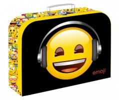 Kufřík lamino 34 cm - Karton P+P - Emoji - 5-66419