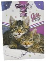 Školní sešit A4 Argus - Cats - 1582-0181