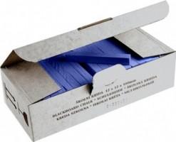 Křída školní modrá 100 ks 112503